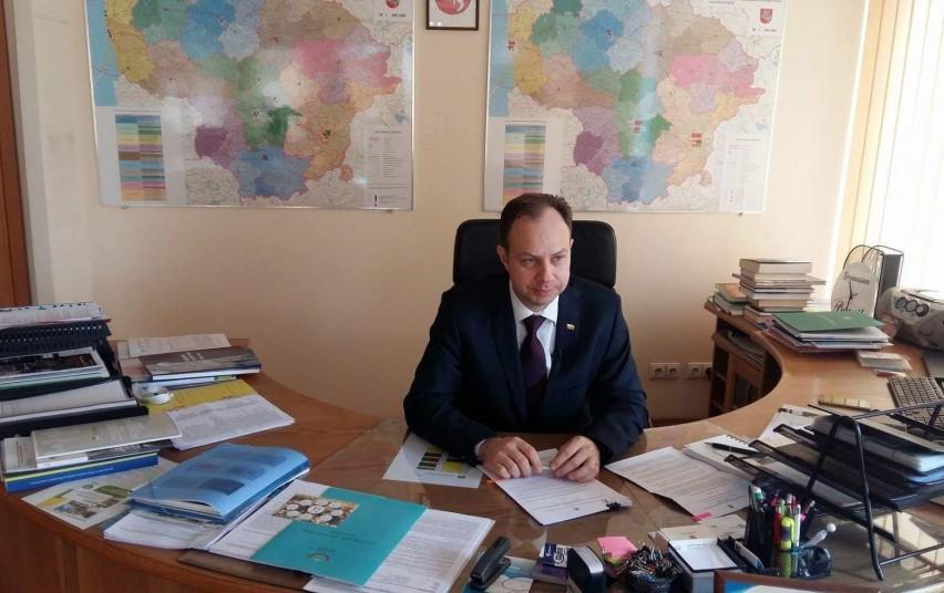 Ministro komentaras apie reforminių Sveikatos sistemos įstatymų atmetimą