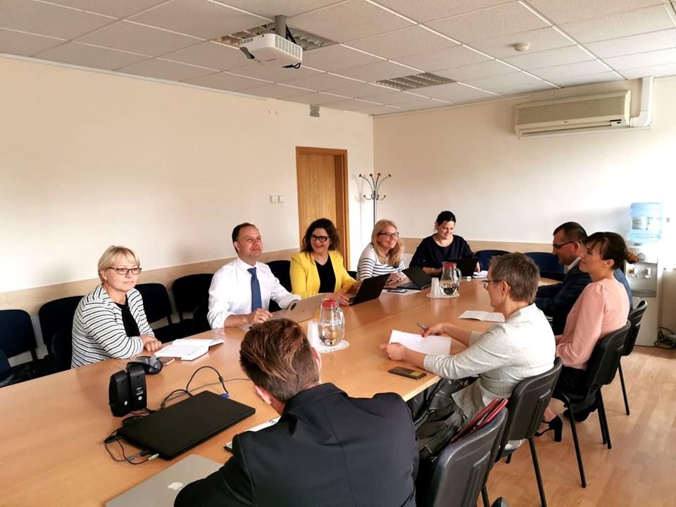 Susitikimas su Lietuvos medikų sąjūdžio atstovais