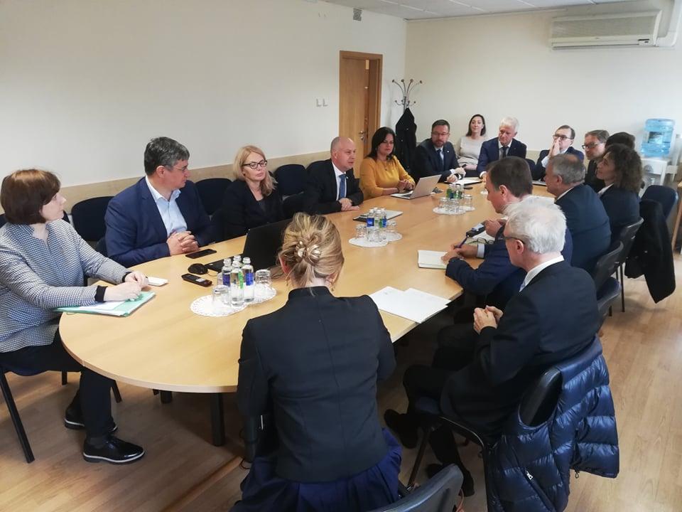 Pasirengimas sveikatos sistemos reformai – su tarptautiniais ekspertais