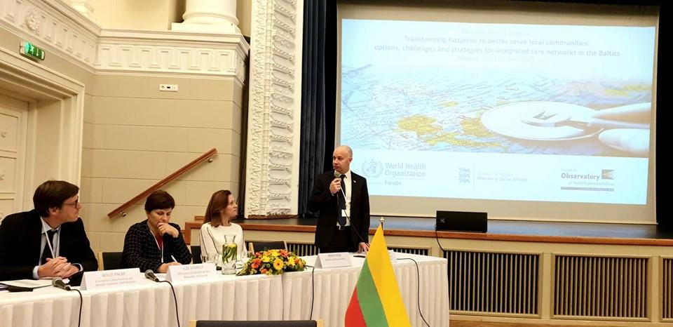 Dalyvavimas 16-ajame Baltijos politikos dialoge