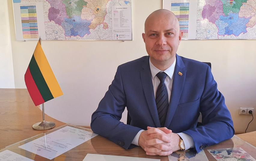 Ministras A. Veryga Pasaulio sveikatos asamblėjoje pabrėžė solidarumo ir lyderystės svarbą